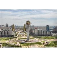 Asya'nın Ortası Kazakistan – Astana