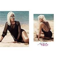 Ajda Pekkan Twist Bikini Koleksiyonu