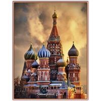 Aziz Basil Katedrali | Moskova