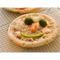 Ev Yapımı Brokolili Pizza