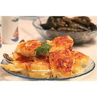 Fırında Labneli Nefis Patates