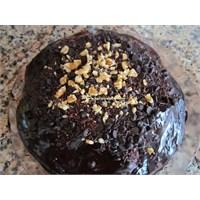 Çikolatalı Kolay Yaş Pasta