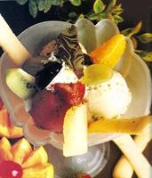 Meyveli Dondurma