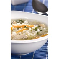 Tavuk Ve Pirinç Çorbası