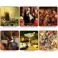 Hollandalı Ressamların Biyografi Ve Tabloları