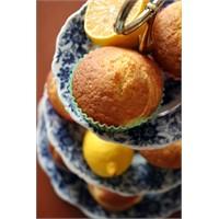 Limonlu Kremalı Keklerin Tarifi
