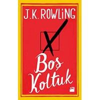 Boş Koltuk - J.K. Rowling