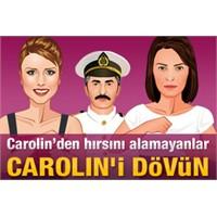 Fatmagül'den Sonra Caroline Oyunu - Caroline'i Döv