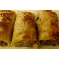 Börekler.. Osmanlı Böreği