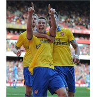 Beraberlikle Üç Puan: Arsenal 2-2 Napoli