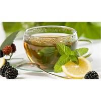 Ödem Atıcı Çay Ve Bitkiler