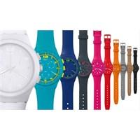 Swatch Chrono Plastic Koleksiyonu