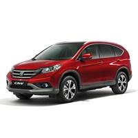 2013 Honda Cr-v Resmi Olarak Tanıtıldı