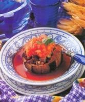 Patlıcanlı Kuzu Kebabı Tarifi