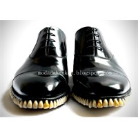Bu Ayakkabı Pek Dişli Çıktı