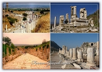 İzmir - Efes in Kuruluş Efsanesi