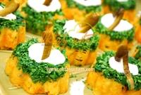 Maydanozlu Patates Yuvası