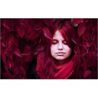 2013 Saç Modası: Bordo Tonlar!