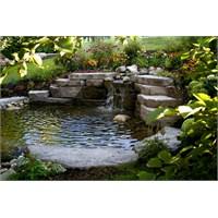 Süs Havuzları İle Bahçeler Yaza Hazır