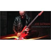 Joe Satriani'nin Yeni Albümü Unstoppable Momentum