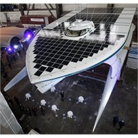 Dünyanın En Büyük Solar Botu