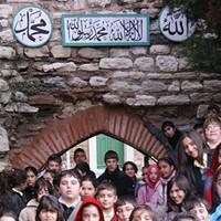 Armatörler İlköğretim Okulu'yla İstanbul Turu