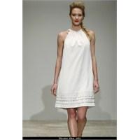 2012 En Şık Beyaz Abiye Modelleri