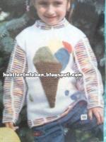 Dondurmalı Kazak Modeli