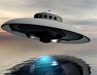 Canlı Yayında Ufo Görüntüleri!