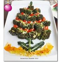 Ağaç Brokoli Salatası Tarifim