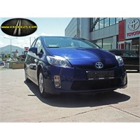 2012 Toyota Prius Hybrid-test
