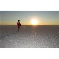 Tuz Gölü 'nde Kırmızı Alarm