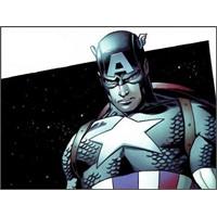 Captain America Set Görüntüleri