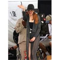 Hollywood yıldızlarının şapka tercihleri
