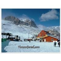 Kayak Merkezi Saklıkent - Antalya