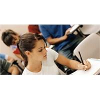 Strese Sokmayan Sınav Geliyor