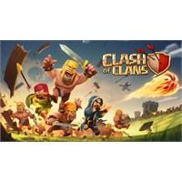 Clash Of Clans Çılgınlığı !!!