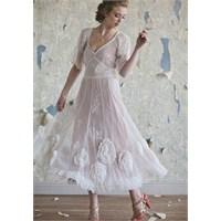Vintaje Tarzi Elbise Modeli