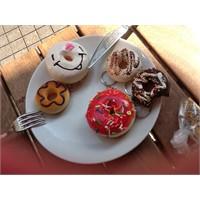 Donut Anahtarlıklar