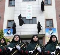 İranın Kadın Askerleri