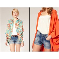 Son Trend: Kimono Gömlek
