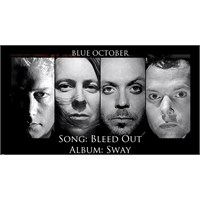 "Yeni Şarkı: Blue October ""Bleed Out"""