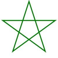 Beş Köşeli Yıldız | Pentagram