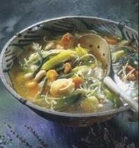 Sebze Çorbası Tarifi (1)