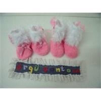 Bebeklere Pembiş Botlar :)