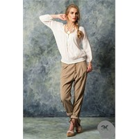 Zara Mağazalarından Moda Bayan Bluzlar