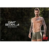 David Beckham Bodywear For H&m!