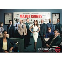 Major Crimes 2. Sezon Onayını Kaptı