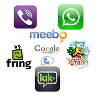 Popüler Ücretsiz Android Mesajlaşma Uygulamaları