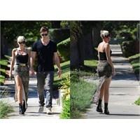Miley'nin Leoparlı Eteği
